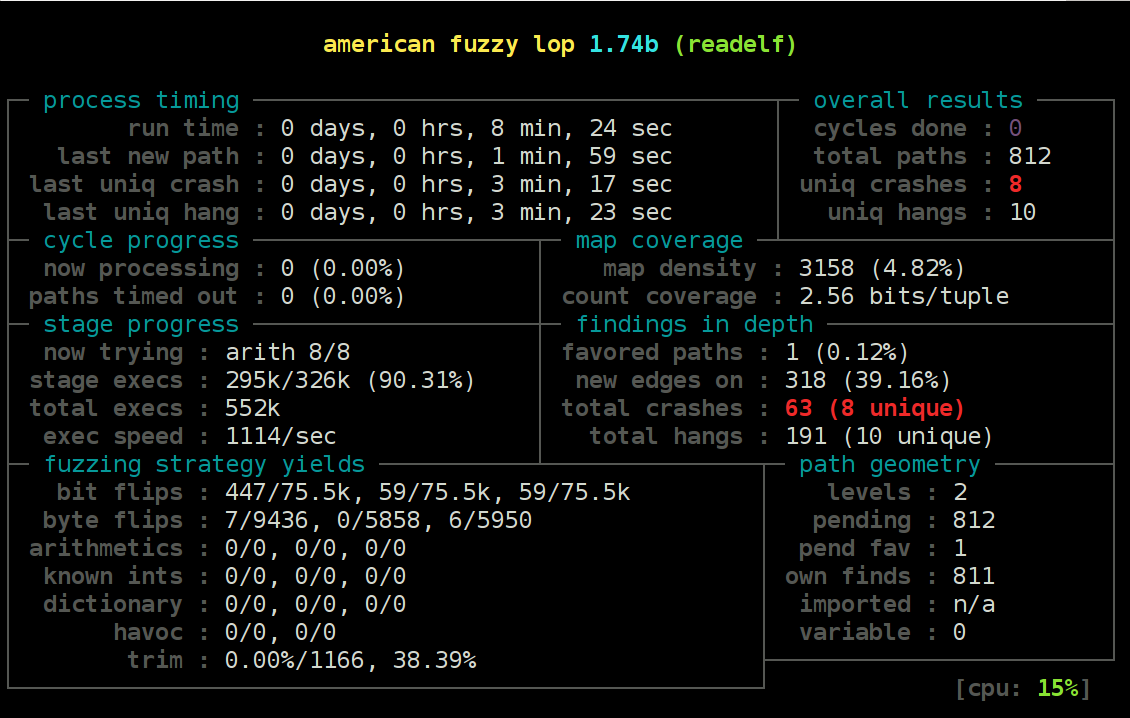 Fuzzing With AFL-Fuzz, a Practical Example ( AFL vs Binutils )